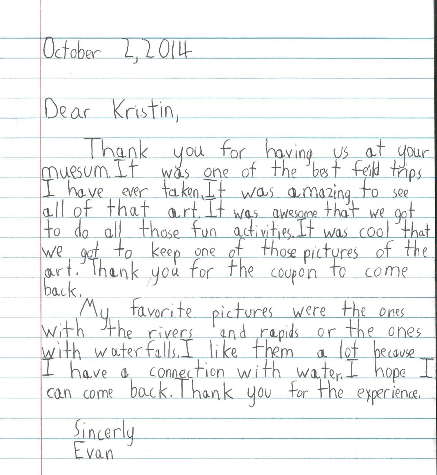 thank you teacher - an essay